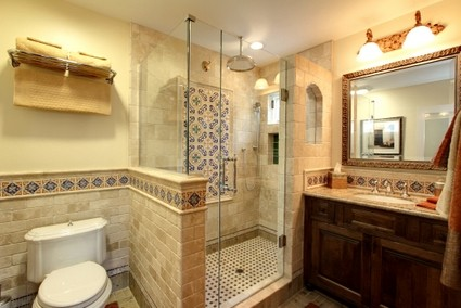 Bathroom In Spanish tour to show creative potential of kitchens, baths - san diego