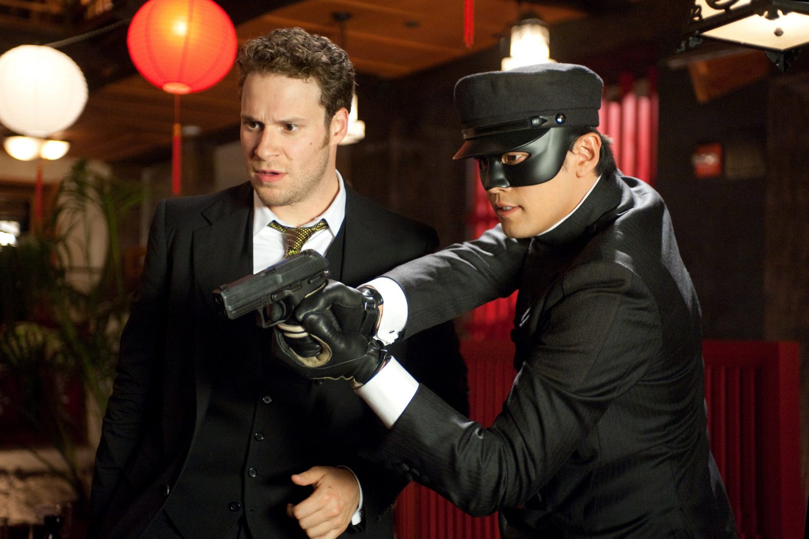 Movie Review: 'Green Hornet' not worth the buzz – San ...