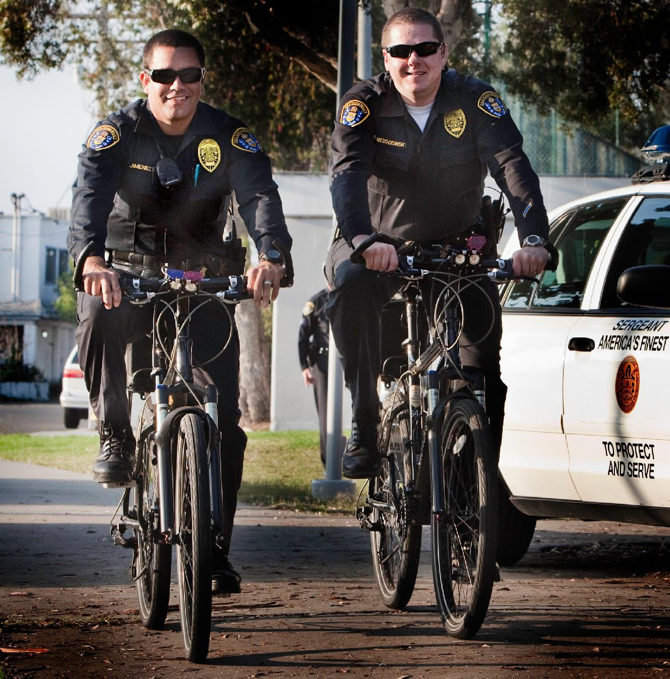 how to become a police officer in san diego california