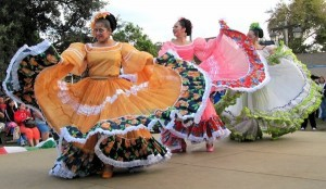 The dance competition concludes May 4 during Old Town's Cinco de Mayo celebration. (Courtesy Fiesta de Reyes)