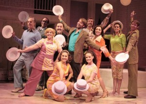 "The cast of ""Company"" (Photo by Daren Scott)"
