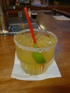 The house margarita (Photo by Dr. Ink)