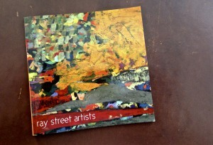 """The cover of """"Ray Street Artists"""" (Courtesy Patric Stillman)"""
