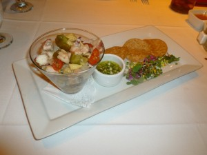 Seafood ceviche (Photo by Frank Sabatini Jr.)