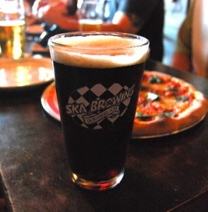 Ska's Buster Nut Brown Ale at Blind Lady Ale House in Normal Heights (Photo by Jen Van Tieghem)