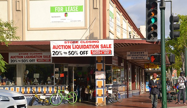 Discount store closure is sign of North Park's changing demographics