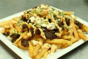 Moroccan fries (Courtesy of Twist)