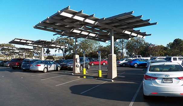 Uptown charging stations planned for electric vehicles – San