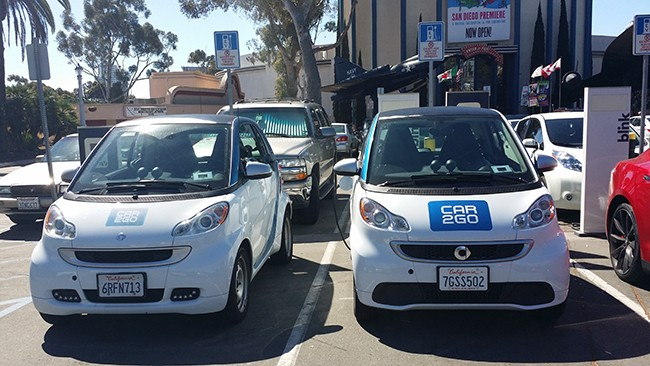 Car2go Enhances Its San Go Fleet