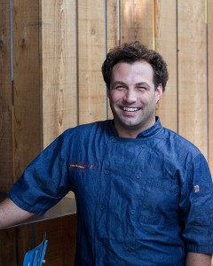 Chef Fred Keller of Counterpoint (Courtesy Bay Bird Inc.)