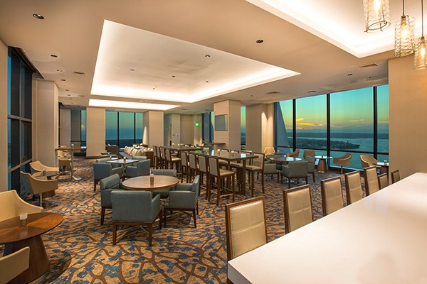 Top of the Hyatt reopens with better views (Courtesy Manchester Grand Hyatt)