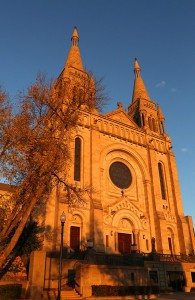 Catholic Cathedral of Sioux Falls