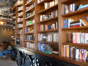 Library at Broadstone Balboa Park