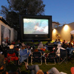 Outdoor movie night returns to Egyptian Quarter