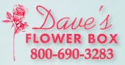 Dave Flower Box-Logo