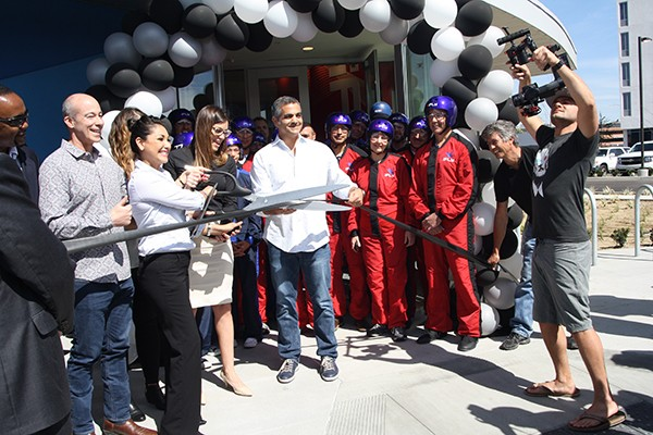 iFLY ready for flight in Mission Valley – San Diego Uptown News