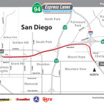 Residents repeat objections to SR94 HOV lanes