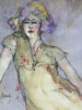 """""""In a Purple Mist"""" by Bonnie Woods (Courtesy of San Diego Watercolor Society)"""
