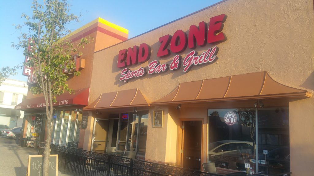 End Zone opens