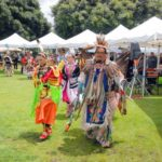 A Pow Wow tradition