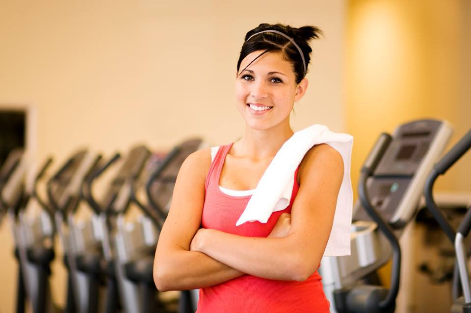 Remember that muscle growth is stimulated during periods between workouts. (Courtesy of Fitness Together Mission Hills)