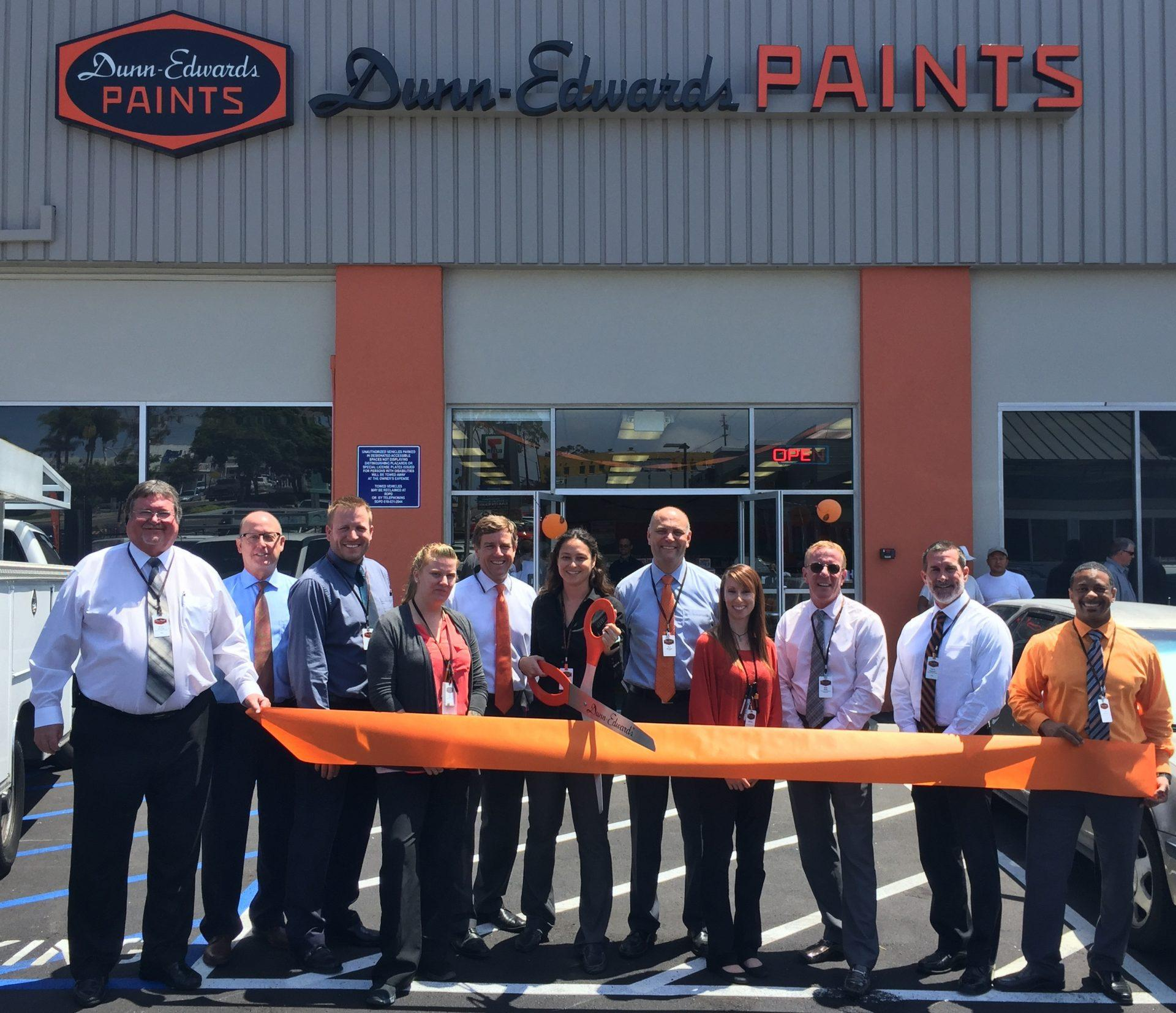 dunn edwards paints opens store in north park san diego