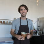 Refill café specializes in cold brew coffee