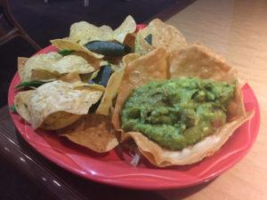 Fresh guacamole on the cheap