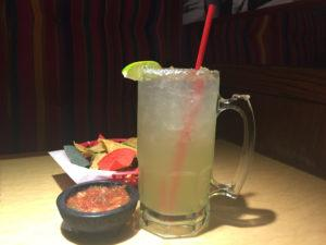 The 32-ounce margarita