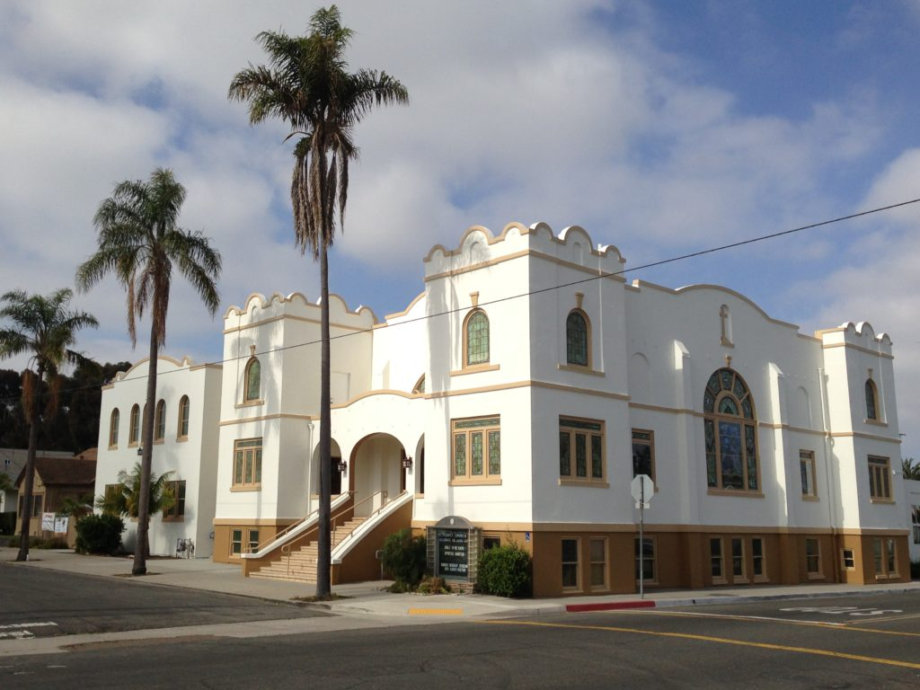 The 1915 historic Mission Hills United Methodist Church will be on the tour. (Courtesy of missionhillsumc.org)