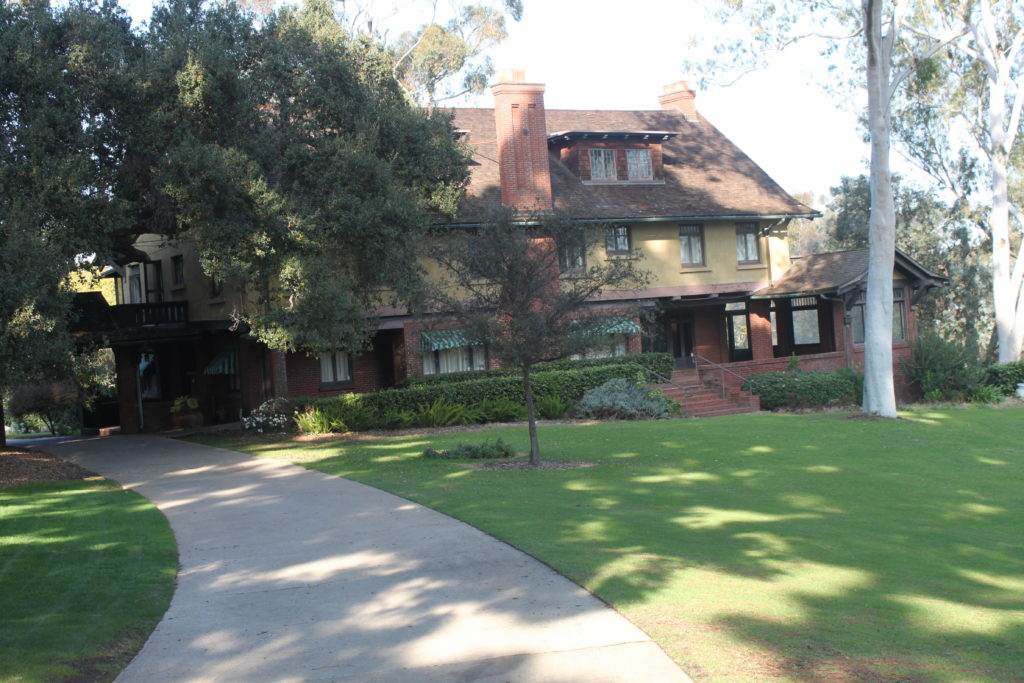 Irving Gill's Marston House (Photo by Michael Good)