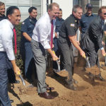 Ground broken on Hillcrest fire station