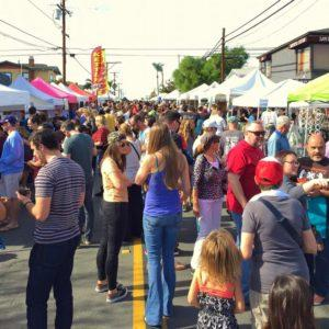 Up to 20,000 people are expected at this year's chil fest. (Photo by Clickkity)
