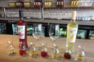 Grapeless wines arrive to a new tasting room in Hillcrest. (Courtesy of California Fruit Wine Company)