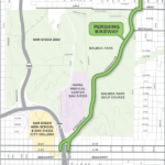Pershing Bikeway project pedals forward