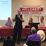 Hillcrest Town Council looks to the future