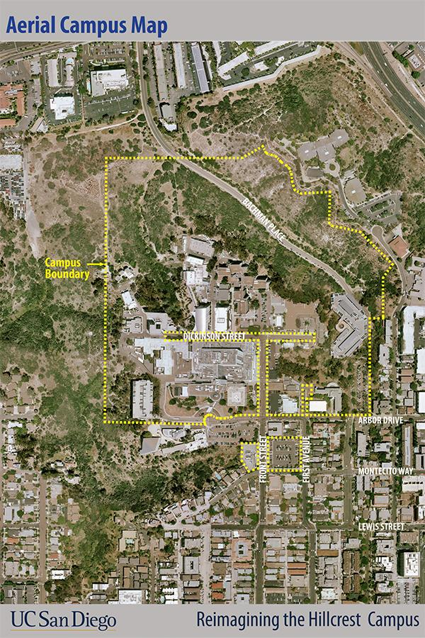 Uc San Diego To Replace Hillcrest Hospital By 2030 San Diego