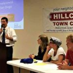 Hillcrest Town Council update on homelessness, hepatitis A crisis