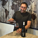 Wine, beer and tapas in a luxury housing complex