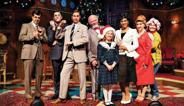 A Christmas Tree Miracle Cast.Return Of Miracle On 34th Street San Diego Uptown News