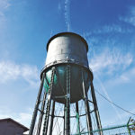 Iconic water tower to undergo retrofit