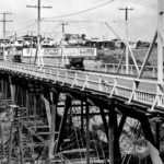 A look at the First Avenue Street Bridge
