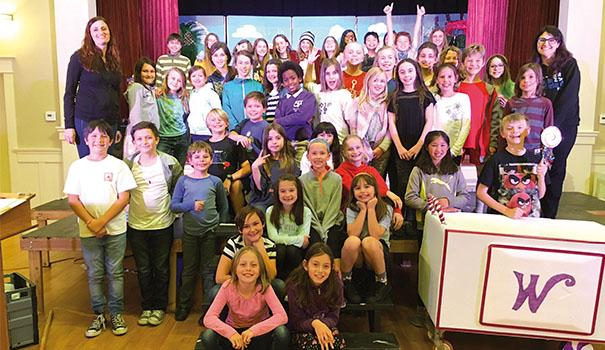 The students behind Mission Hills' 'Willy Wonka Junior' production | San Diego Uptown News