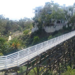 Saving the Quince Street Pedestrian Bridge