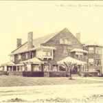 The fall of the historic Elks Lodge