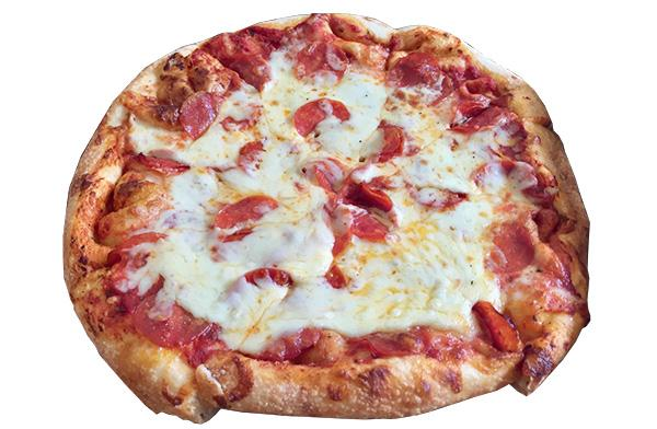 The market place pepperoni pizza copy