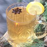 """""""Build your own hot toddy"""" at Madison on Park"""