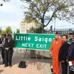 New signs for Little Saigon district, Women's Symposium returns to Normal Heights