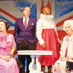 'Handbagged' delights at Moxie Theatre